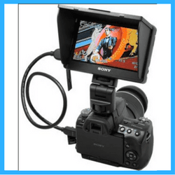 Sony Clip-On LCD Monitor