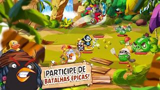 Angry Birds Epic RPG Apk Mod Dinheiro Infinito
