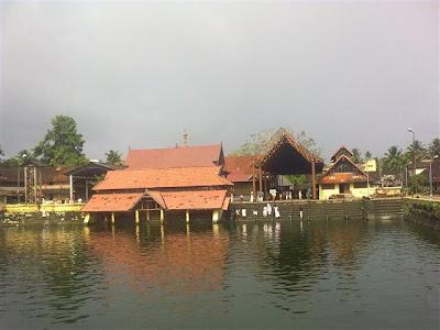 Ambalapuzha Sree Krishna Temple in Alappuzha Kerala