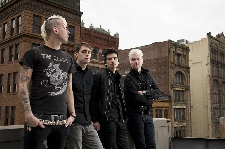 Daftar Album dan Judul Lagu Anti-Flag