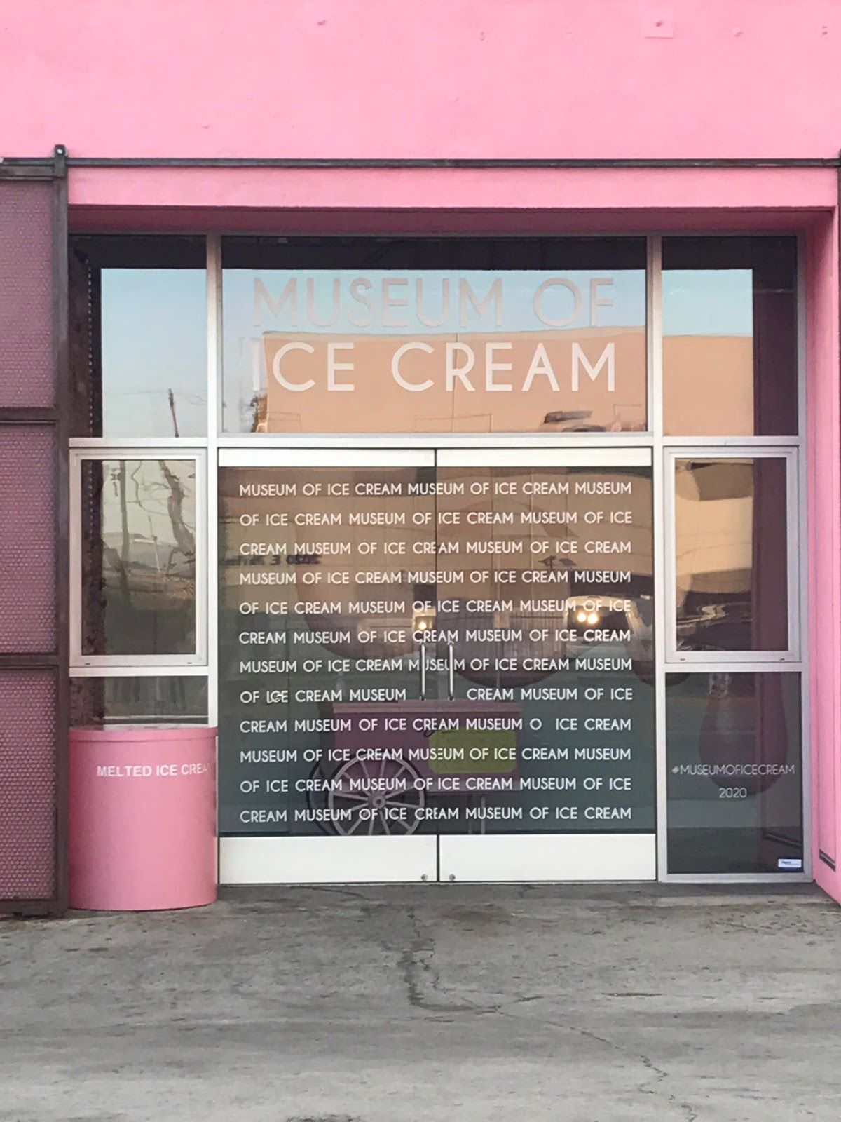 A Little Colorful Chaos Museum Of Ice Cream - Museums for sale in us