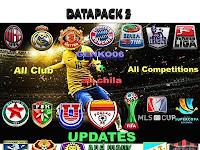 PES 2016 3D HD untuk Data Pack 3.0