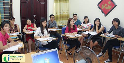 Lớp học tiếng trung nghe nói cơ bản ở Hải Phòng