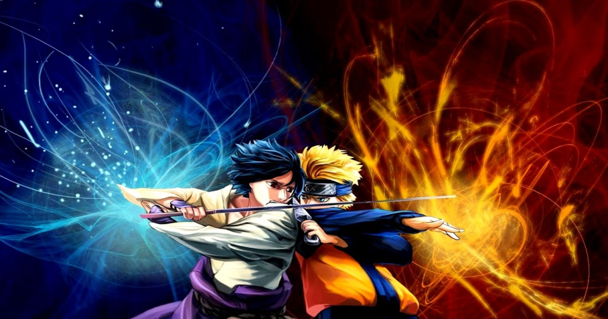 Sasuke Vs Naruto Wallpaper Anime Manga Download ...