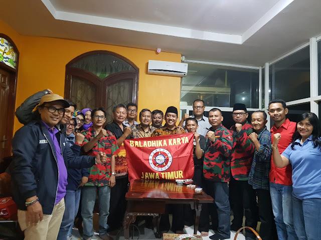 Rakor  Depicab Baladhika Karya Kota Malang