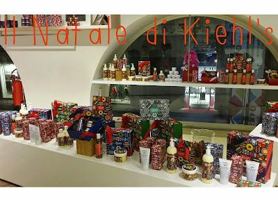 Il Natale di Kiehl's, collaborazione con Craig Redman e Karl Maier