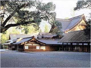 ศาลเจ้าอิเสะ - ศาลเจ้าชั้นใน (Ise Shrine)