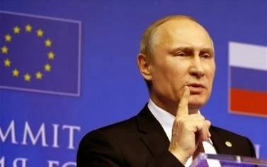 """Ο ΠΟΥΤΙΝ ΠΡΟΕΙΔΟΠΟΙΕΙ ΤΗΝ Ε.Ε-""""Μακριά από Ουκρανία γιατί θα αναμιχθούμε σε Ελλάδα και Κύπρο""""!"""