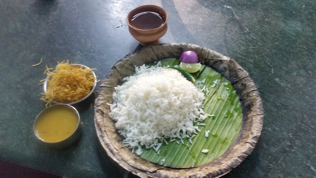 Adarsha Hindu Hotel Thali