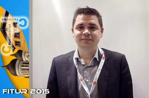 ENTREVISTAS - Entrevistamos a Tomás Fernández - Director Comercial en España y Latinoamérica de CroisiEurope