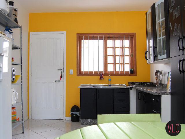 Nossa parede amarela