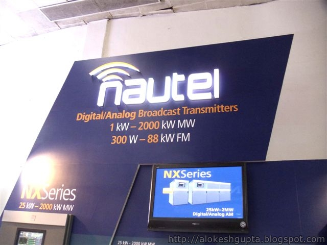R A D I O A C T I V I T Y: Nautel receives orders for 21