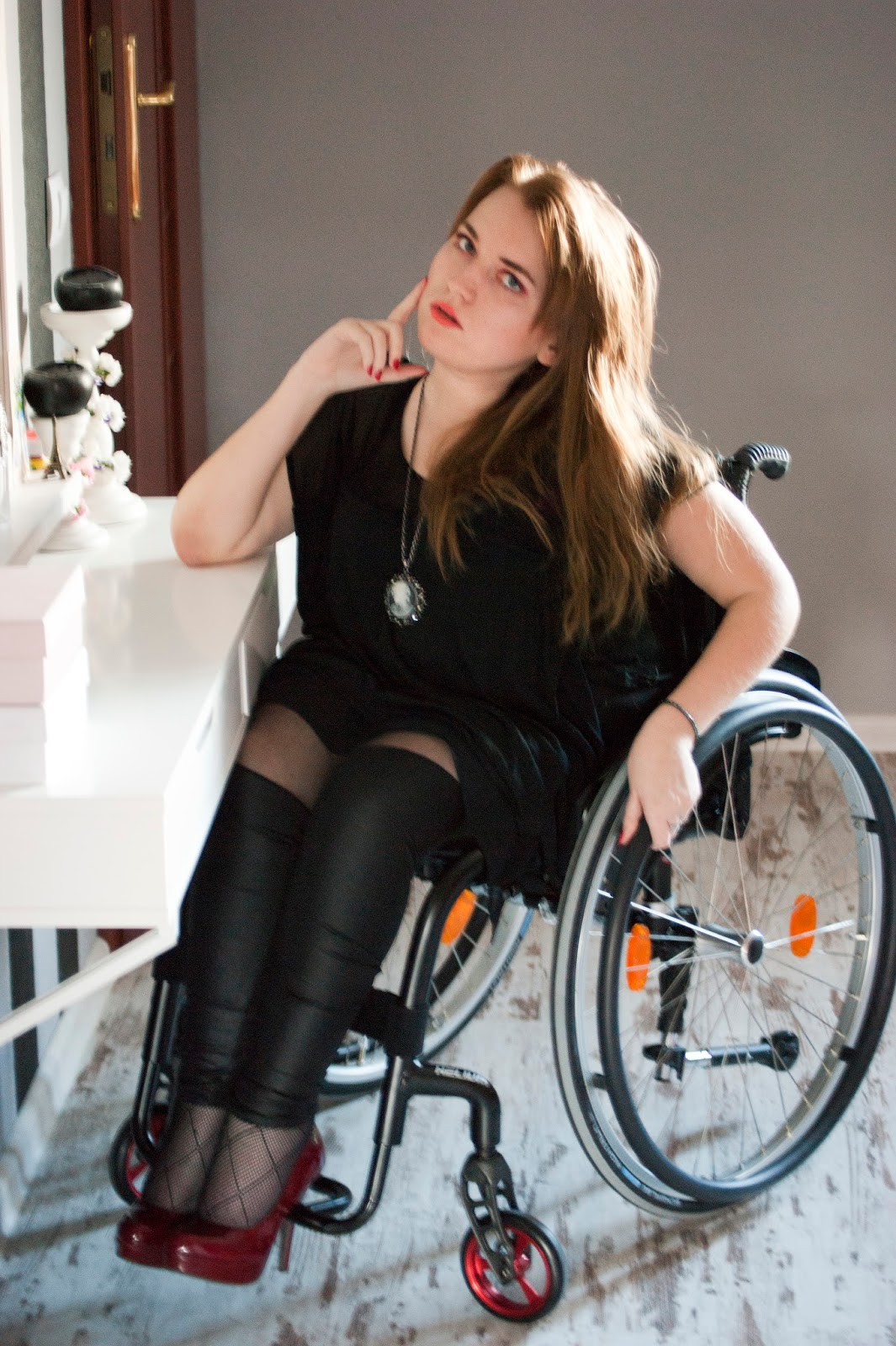 nude girls in wheelchairs
