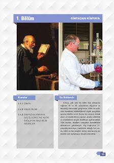 9. Sınıf Kimya Ders Kitabı Cevapları Sonuç Yayınları Sayfa 15