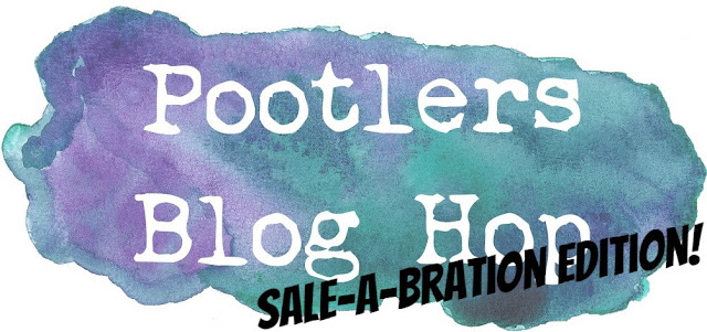 Pootlers Blog Hop - Saleabration