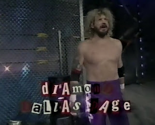 WCW UNCENSORED 1996 - Diamond Dallas Page lost to The Booty Man