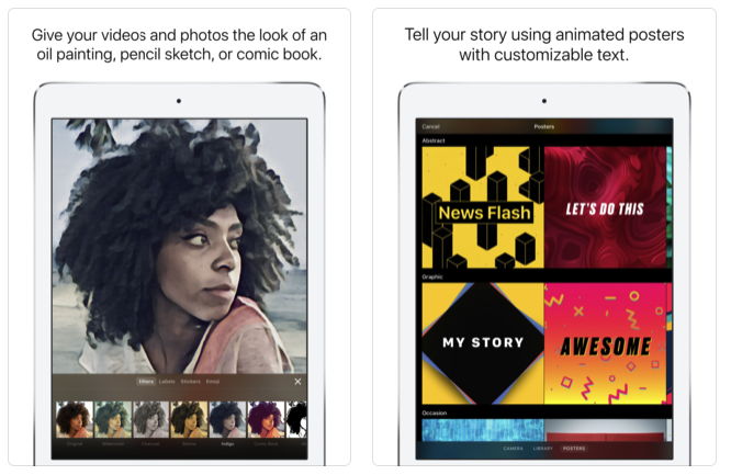 Here Is A Very Good Digital Storytelling App from Apple