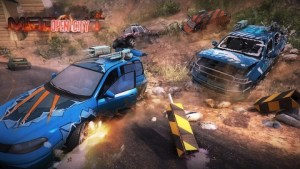 MadOut Open City MOD APK Android Download 6 Terbaru