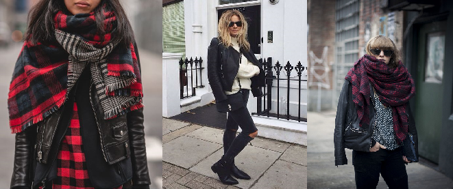 Styling: Leather Jackets