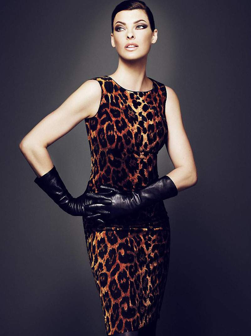 Sexiest Girl Ever: Linda Evangelista Talbots Fall 2010