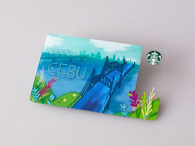 Starbucks Card Now On Its Third Year In The Philippines