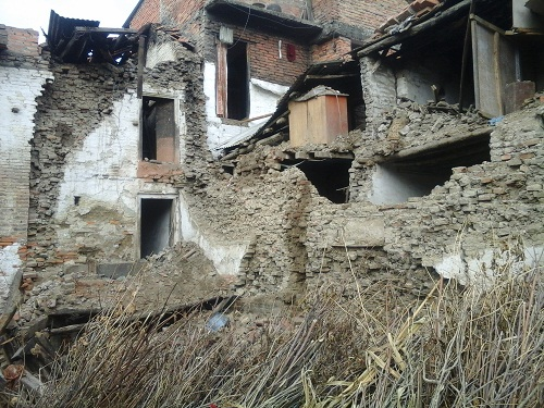 nepal earthquake 2015 damage