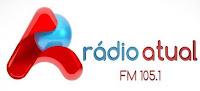 Rádio Atual FM - Vitória de Santo Antão/PE