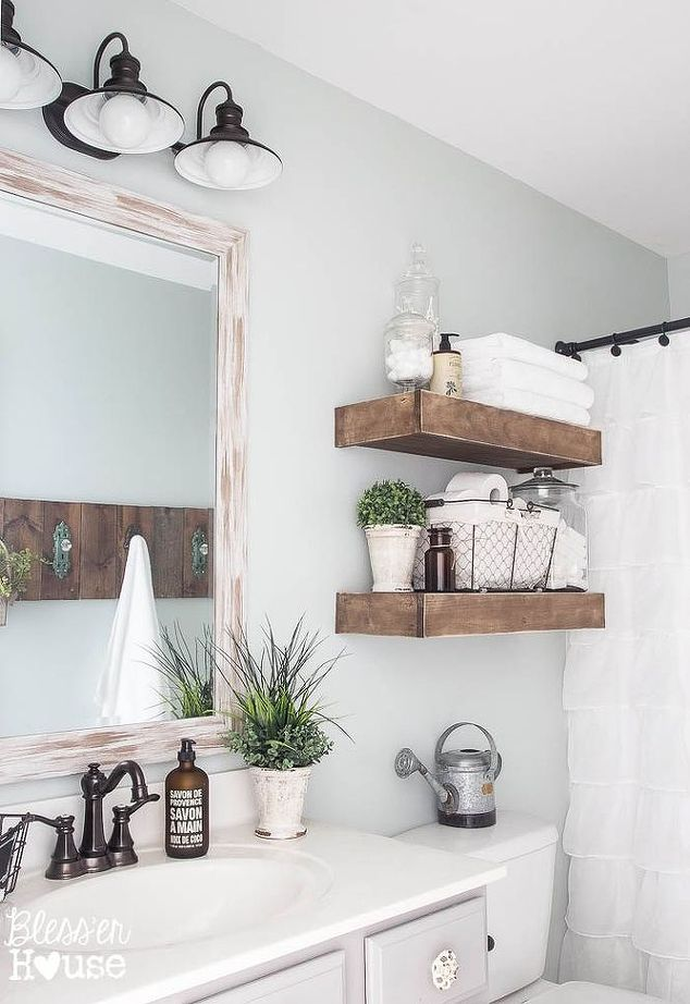 Honey We're Home: Nursery Bathroom