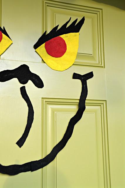 The Grinch Front Door Christmas 2012