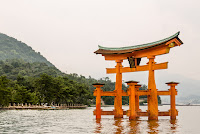 17. Santuario Itsukushima