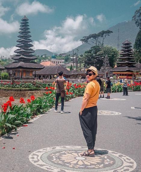 Pura Ulun Danu Batur, Tempat Wisata Instagramable di Bali selain pantai