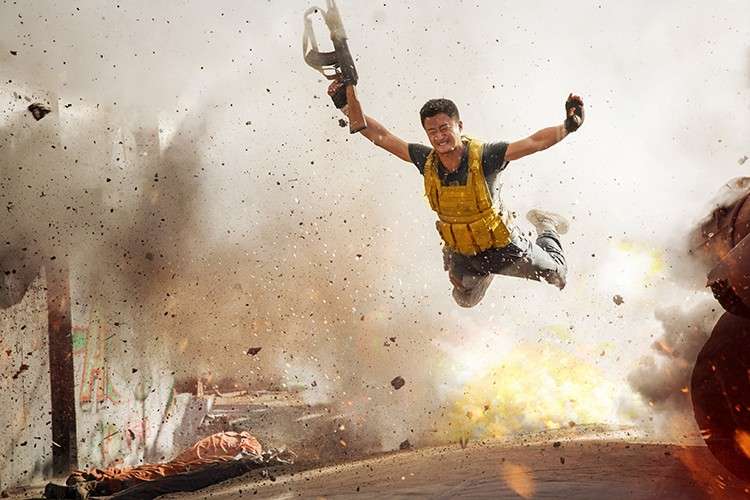 Dc Outlook Wolf Warrior 2 Movie Review