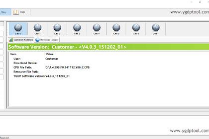 Download YGDP Tool Lengkap Semua Versi