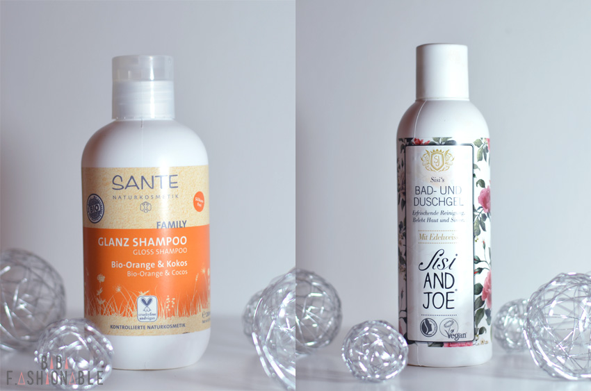Sante Family Glanz Shampoo Sisi and Joe Bad und Duschgel