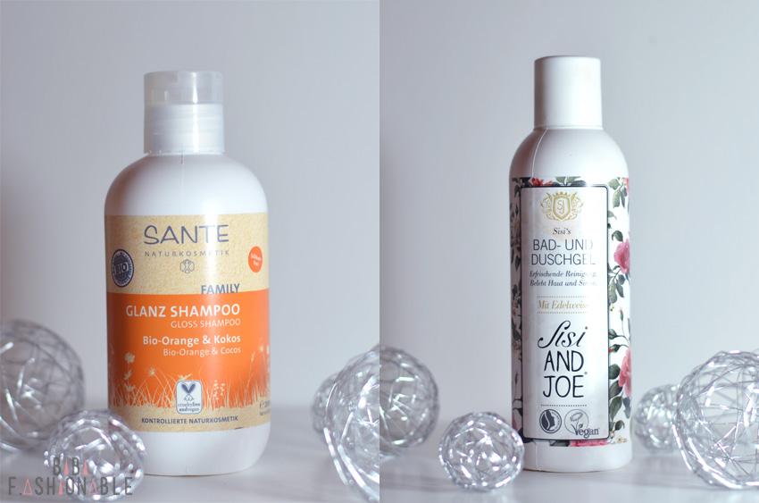Sante Family Glanz Shampoo Sisi and Joe Bad und Duschgel