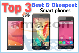 Top Cheapest Smartphone