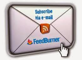 memasang Email Subscription FeedBurner di blog
