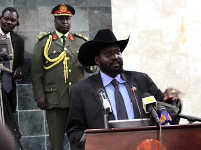South Sudan: Rebel group vows to topple Kiir