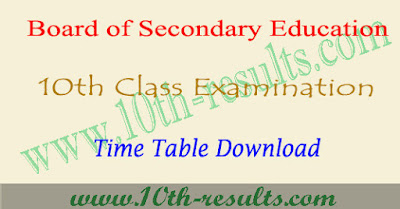 TS open school 10th time table 2018 , toss ssc exam date 2018