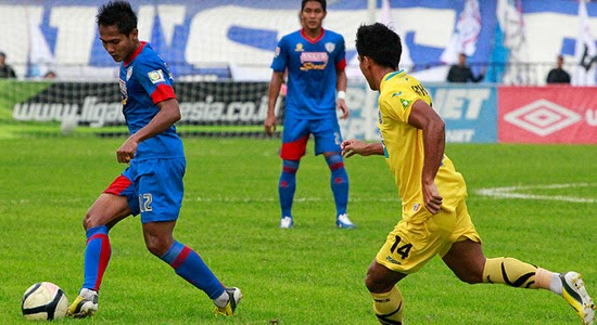 Arema vs Gresik United