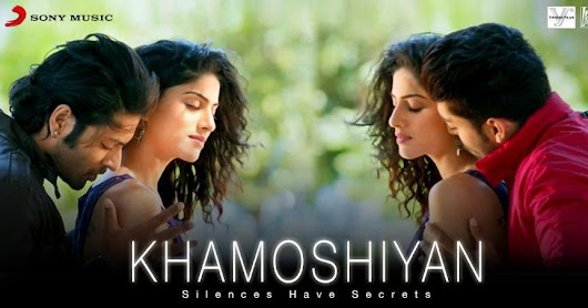 Khamoshiyan Chords | Strumming | Guitar Lesson  ~ Darshtaar-Covers on guitar
