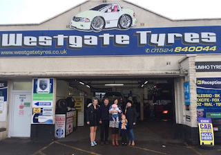 Jane Bailey, Westgate Tyres, Good Garage Scheme, Woman of the Year