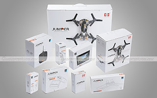Cheerson CX-91 FPV Racer Quadcopter Package