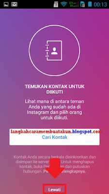 Cara Masuk Instagram Lewat Facebook | Daftar Instagram Lewat Facebook