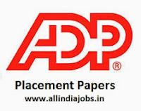 ADP Placement Papers