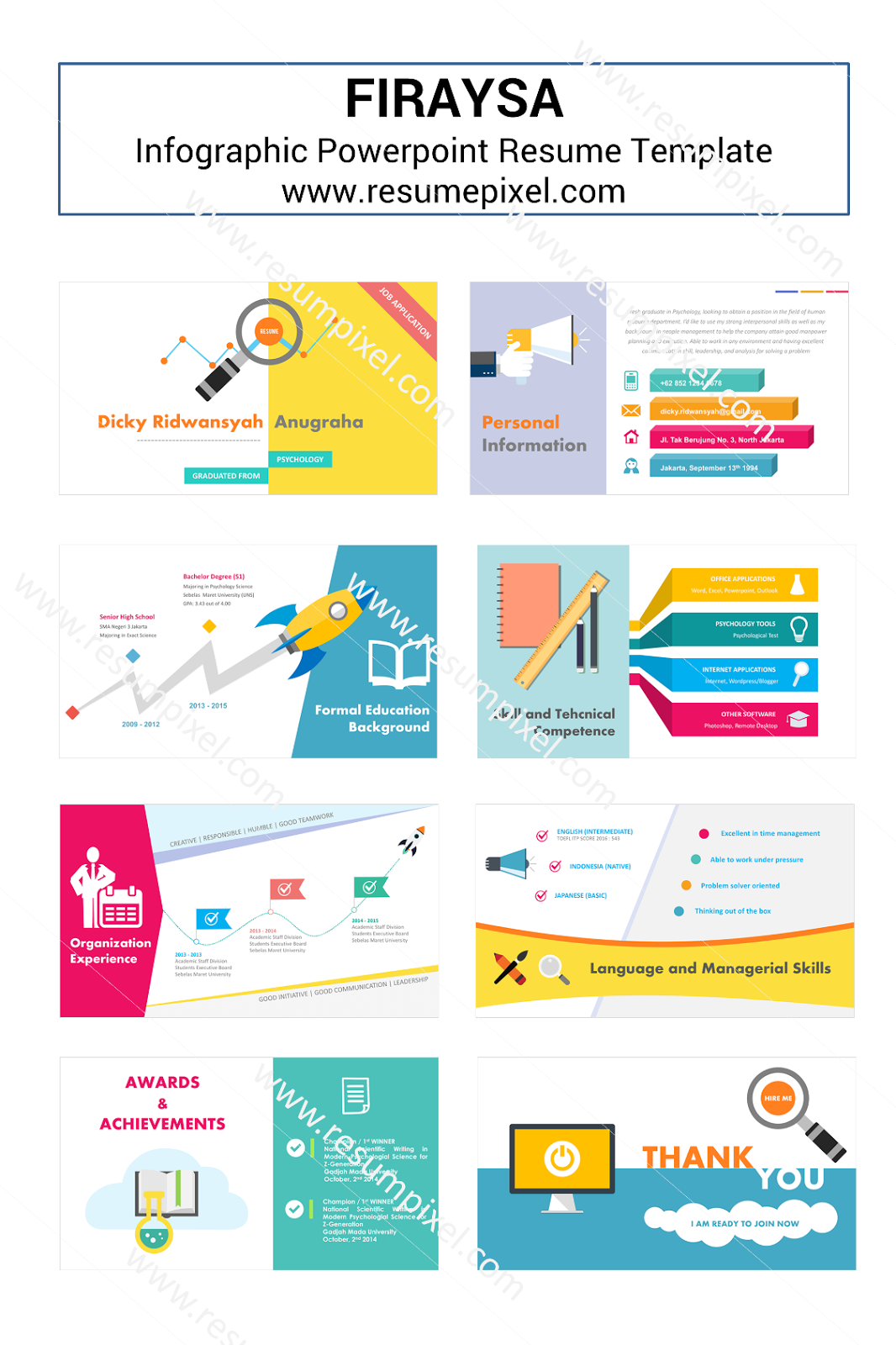 desain cv kreatif  format curriculum vitae microsoft