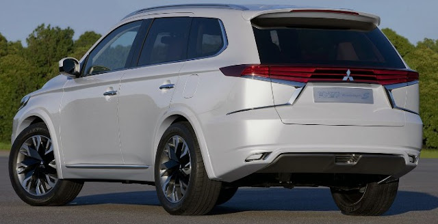 2018 Mitsubishi Outlander Exterior Review