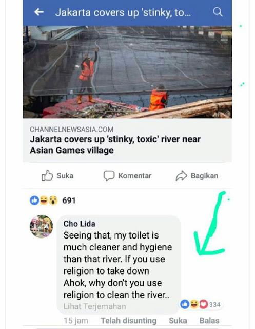 Bikin Malu 'Dunia-Akhirat' Komentar Netizen Asing Ini 'Tampar Muka' Anies-Uno, Bilang: Kalau Kalian Menggunakan Agama Untuk Jatuhkan Ahok, Mengapa Kalian Tidak....