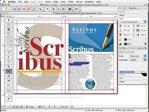 Download Scribus