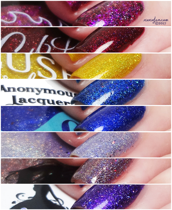xoxoJen's swatch of HHC October: Kokua for Charity